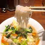 大阪王将 - 麺はしらたき