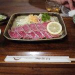 洋めし 御茶呂 - 料理写真:2011/09 牛たたき定食