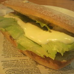 屋久島ヴィータキッチン - 料理写真:サンドウィッチ。