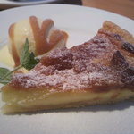 屋久島ヴィータキッチン - 料理写真:アップルパイ。