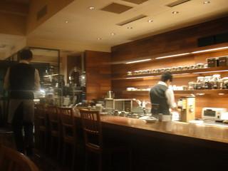 カフェ バーンホーフ