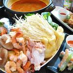 アジアン食堂 ジョージのレシピ - 料理写真:
