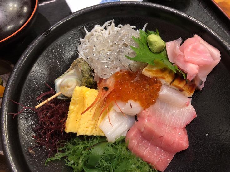海鮮料理 天海