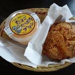 卵太郎 - プリンとシュークリーム