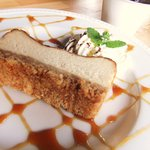 Big Mama's Cafe - チーズケーキ