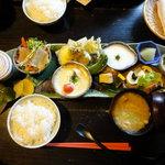 食事・喫茶 うふふ - うふふ膳1