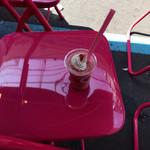 築地そらつき - 椅子もピンクで可愛い❤️