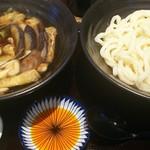 武蔵野うどん 肉そば ユーソウル - 17日に食べたラストのスペシャル汁うどん旨かった(T^T)