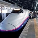 駅弁屋 - 【参考】乗車したE2系『とき』