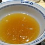 天麩羅とお蕎麦 三輪 - 天つゆ