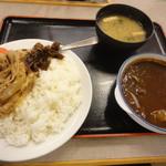 松屋 - 料理写真:カレギュウ(並)