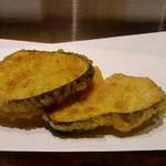 天麩羅とお蕎麦 三輪 - 宇宙芋
