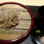 天麩羅とお蕎麦 三輪 - 盛り蕎麦