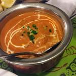 インド・ネパール料理 マナカマナ - バターチキン
