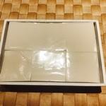 濱田屋 - 整然と並ぶ豆腐