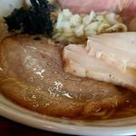 中華蕎麦 會 - 肉類充実☆
