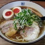 麺や拓 - 【煮干醤油味玉ラーメン】¥830