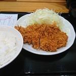 95561809 - ロースカツ定食