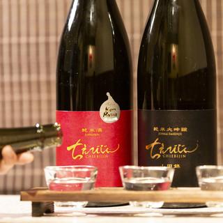 世界一の日本酒と言われる入手困難な「ちえびじん」御座います♪