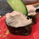 回転寿司 魚浜 - 自家製ツナサラダ