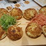 hachihachi - 明石焼き