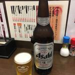 前之園 - いつもの瓶ビール