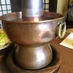 95564935 - 創業当時からの鍋
