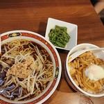 中華食堂 一番館 - ラーメン、スタミナ丼、やまくらげ?