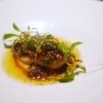 TACUBO - 牡蠣とジャガイモのピューレ