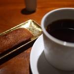 TACUBO - フィナンシェ コーヒー