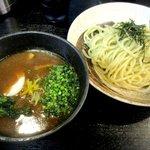 麺屋 青山 - つけ麺(こってり)!