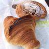 ラ・フルネ - 料理写真:クロワッサン、ほうじ茶ロール