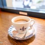 コーヒーハウス ニシヤ - ホットコーヒー