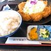 仁屋 - 料理写真:ヒレカツ定食