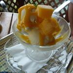 すくばりテラス - アイスクリーム