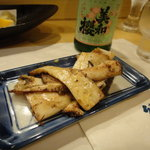 瀬戸内料理 くにさだ - 2011年9月17日再訪 エリンギのマヨネーズ焼き