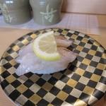 95570875 - 追加はのどぐろ520円。                                              やっぱり新潟では外せない一品、ここで使ってある魚介は本店のある佐渡近海の地魚が中心です。
