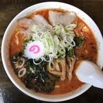 麺屋大志 - 激辛味噌ラーメン