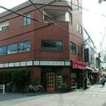 95571356 - 外観、右奥に千林商店街があります。