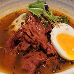 スープカレーの田中さん - 料理写真:11月のマンスリー ローストビーフスープカレー