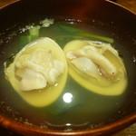 95572321 - 蛤と小松菜のさっと煮