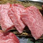 五島牛一頭買い焼肉 黒バラモン - ヘッドバラ(三角バラの近く)※五島牛