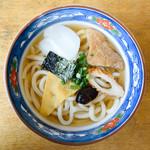 アズマヤ - 料理写真:アズマヤのうどん