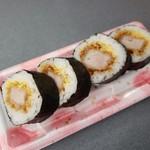 クスリのアオキ - 料理写真:極太ヒレカツ巻 214円