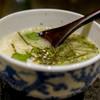 鳥さわ22 - 料理写真:とりスープ茶漬け