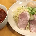 Medetaiya - 広島つけ麺5辛(800円)