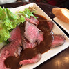 ポントオーク - 料理写真:★★★☆ ローストビーフ ¥2,200+税 美味しく頂きまし