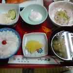 小枝旅館 - 朝食(小枝旅館)