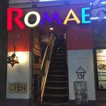 窯焼きピザとワインのお店 ROMAE 炉前 -