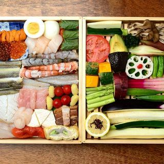 天ぷらの種類は全部で30種類以上!
